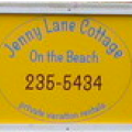 Jenny Lane Cottage contact information