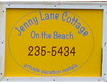 Jenny Lane Cottage contact information.