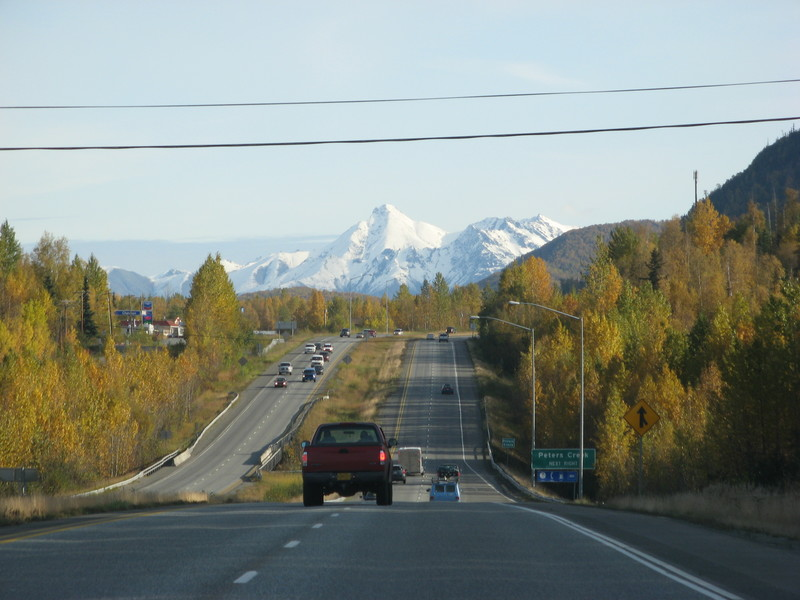Another picture from the Anchorage-to-Wasilla drive.
