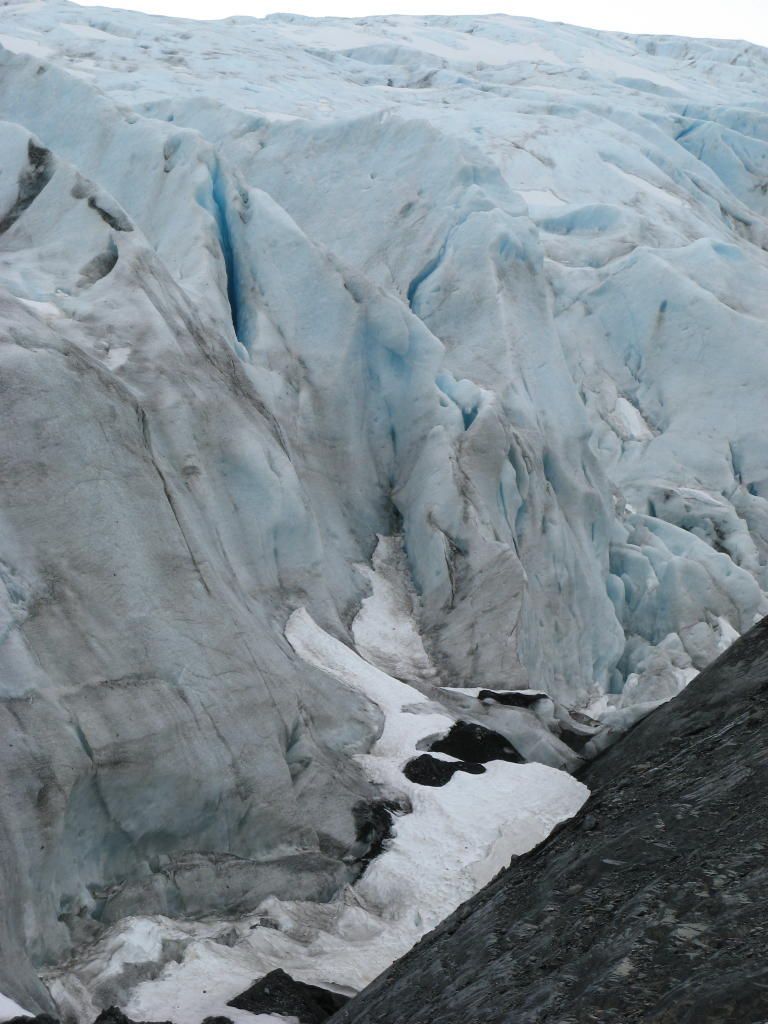 Glacier picture (Seward, Alaska)