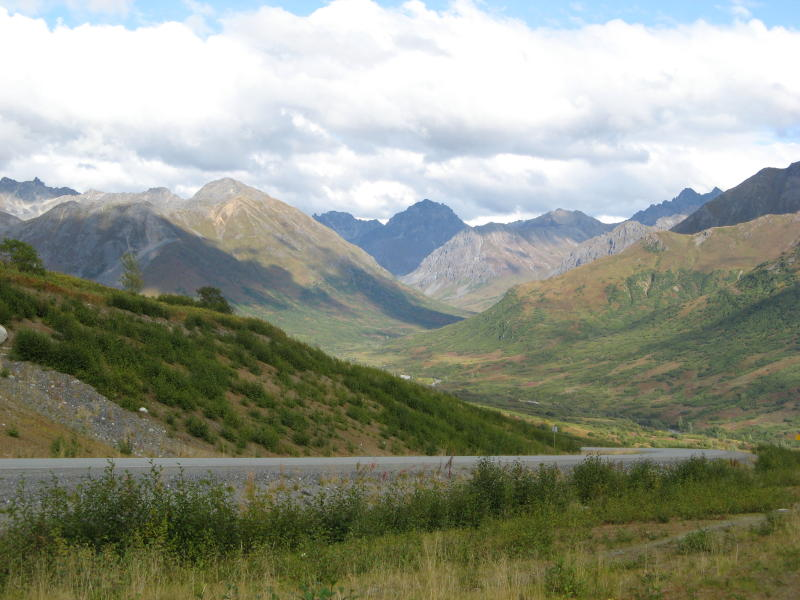 Hatcher Pass in September 2007