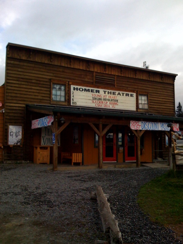 Homer Theater, Homer, Alaska