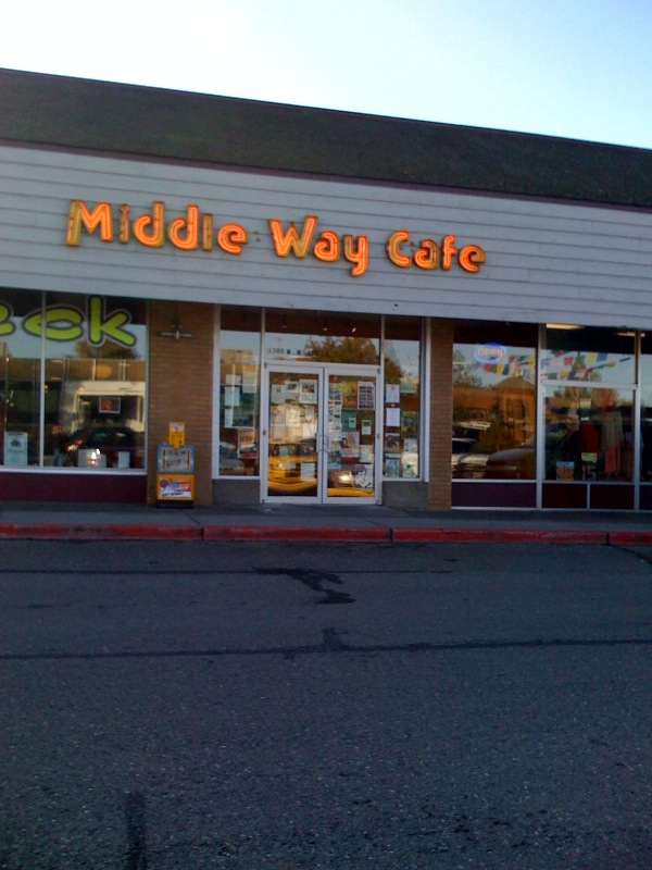 The Middle Way Cafe, Anchorage, AK