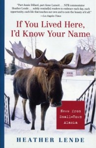 The cover of the book If You Lived Here I'd Know Your Name