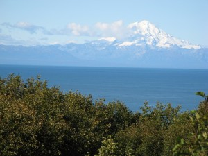 A second picture of Mt. Iliamma and Mt. Redoubt
